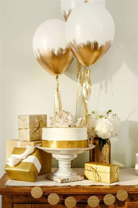 decoration de fete pas cher la d 233 coration anniversaire adulte en 60 magnifiques photos archzine fr