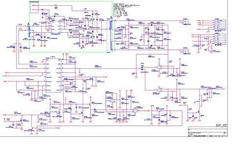 samsung ip board sip 40 inch inverter service manual schematics eeprom repair info