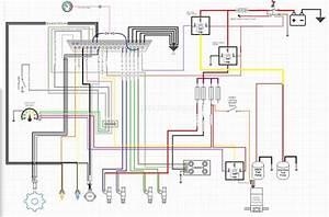 Ecu Rewiring And New Ecu Fuse And Relay Board