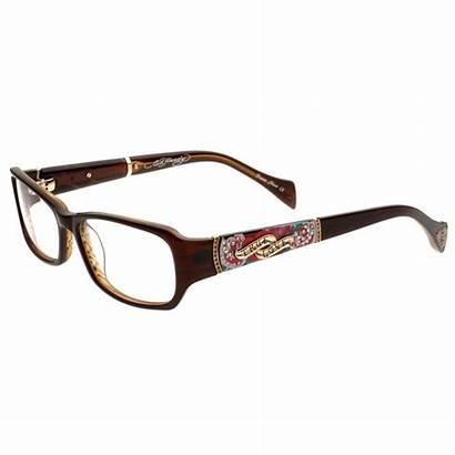 Eyeglasses Designer Womens Hardy Ed Eho Brown