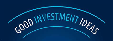 Good investment ideas to achieve a passive income