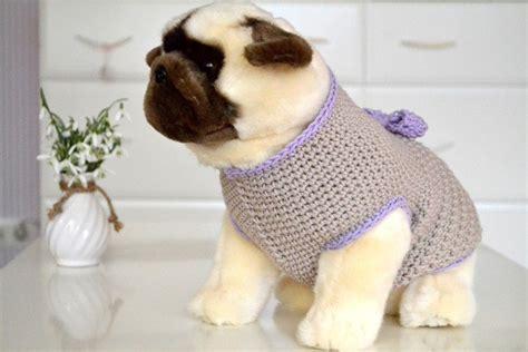 HundePullover häkeln  Pulli für Hunde DIY