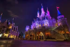 Walt Disney World Orlando Florida Night