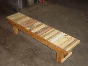 Wood Folding Table Bench Plans