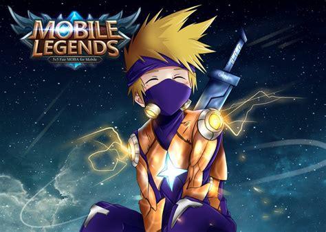 New Moba Versi Anime Android Keren Guys Mobile Legends Mobilelegendsol Mobile
