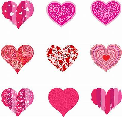Hearts Valentine Valentines Heart Clip Clipart Cliparts