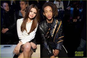 Selena Gomez & Jaden Smith Sit Front Row at Louis Vuitton ...