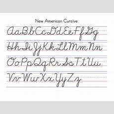Calligraphy Alphabet  December 2012