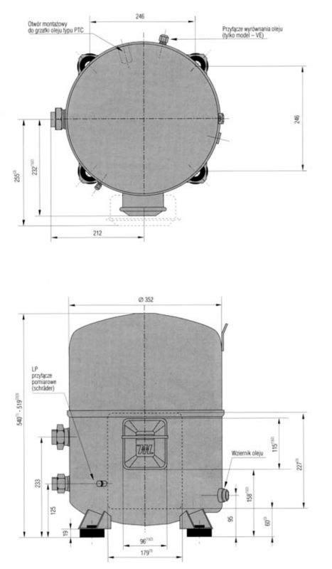 Danfoss Maneurop Reciprocating Compressor