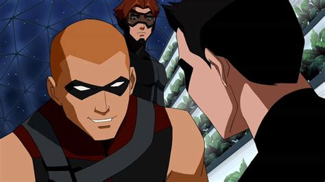 Arsenal | Young Justice Wiki | FANDOM powered by Wikia