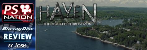 Review Haven The Complete Third Season (bluray