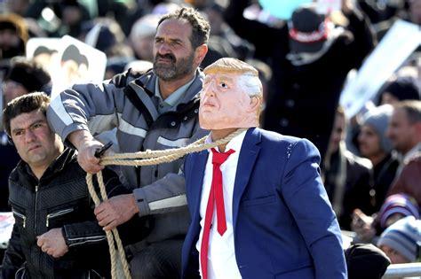 Iran issues arrest warrant for Trump over Soleimani ...