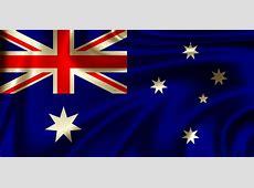 Bandera de Australia Dominio público de fotografías