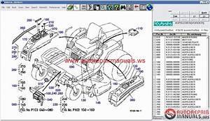 Free Auto Repair Manual   Kubota Tractors  Construction   Utility Vehicle  Spare Parts Catalog