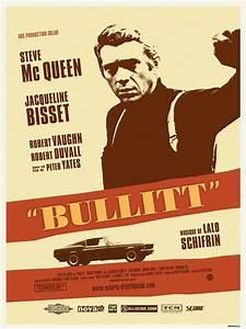 Art prints - Film prints - Bullitt film print MSP0022 ...