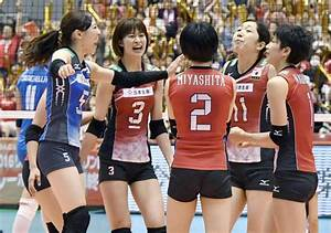 Japan women's volleyball team books spot in Rio Olympics ...