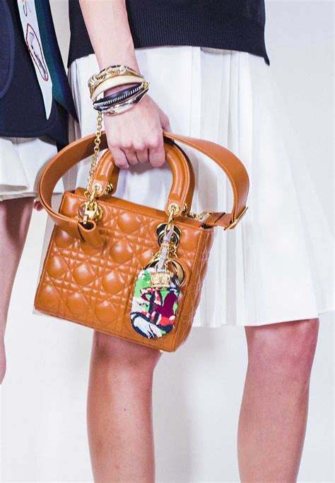 small lady dior bag  cruise  spotted fashion