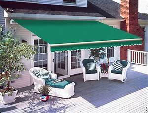 Patio, Diy, Retractable, Manual, Outdoor, Garden, Awning, Canopy, Sun, Shade, Shelter, New
