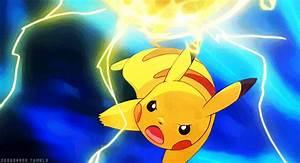 The gallery for --> Raichu Vs Pikachu Gif