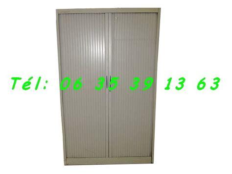 armoire m 233 tallique 2 portes rideau avec 233 tag 232 res negoce