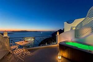 Santorin Hotel Luxe : double de luxe of hotel villa renos hotels in fira santorini greece ~ Medecine-chirurgie-esthetiques.com Avis de Voitures