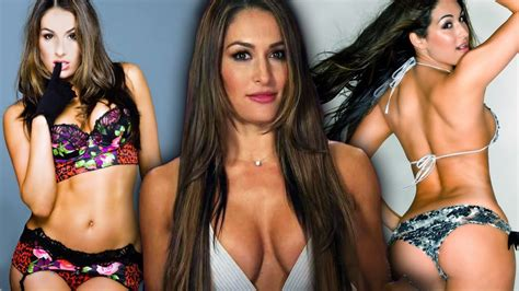 5 Things You Didn't Know About Nikki Bella - YouTube
