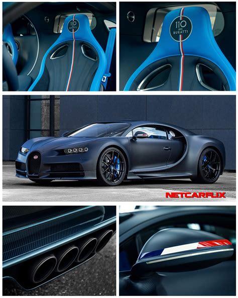 Bugatti succeeded in producing a superlative sports car in 1991 with the eb110. 2019 Bugatti Chiron Sport 110 ans Bugatti - HD Pictures, Videos, Specs & Information - Dailyrevs