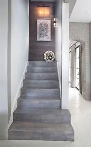 les 14 meilleures images du tableau escalier sur pinterest With awesome idee couleur couloir entree 16 renovation escalier et idees de decoration 78 photos
