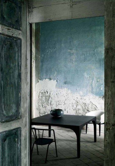 distressed walls ideas  pinterest grey wallpaper grunge eclectic daybeds