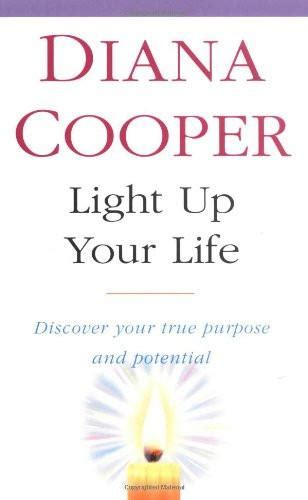 light up your life light up your life by diana cooper cygnus book club