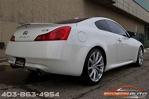 2008 Infiniti G37s Coupe  U2013 Techpremiumsport Pkg