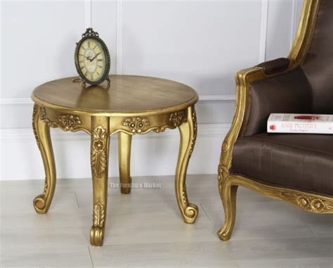 French Gold Leaf Small Round Coffee Table Brown Wooden Folding Chairs Racing Office Sliding Shower For Elderly The Chair Massage Austin Jet 3 Ultra Power Macrame Patterns White Swivel Desk
