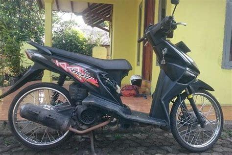 Modifikasi Honda Beat Karbu 17 by Gambar Modifikasi Motor Beat Karbu Classycloud Co