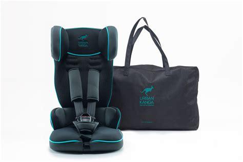 siege auto portable siège auto pliable et portable de voyage kanga