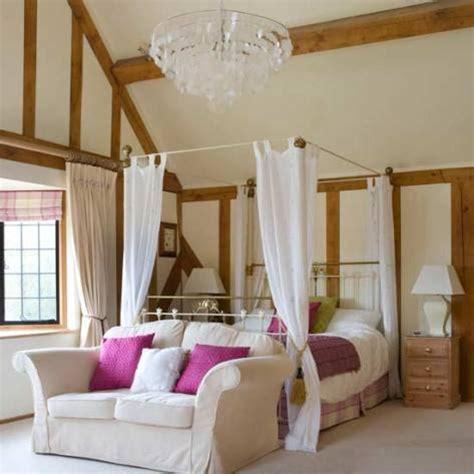 Romantic Bedroom Curtains  Romantic Touch  Interior Design
