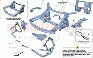 Ferrari 458 Italia Chassis