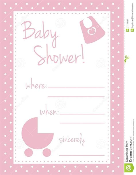 Baby Shower Card Templates The Image Baby Shower Invitation Card Baby Shower Invitation Card
