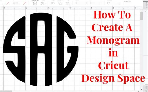 monogram  cricut design space tastefully frugal    monogram fonts