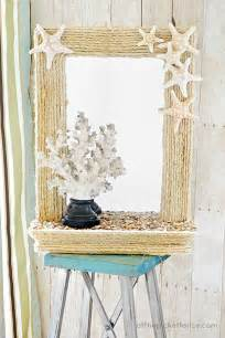 Wood Starfish Wall Decor by 36 Breezy Beach Inspired Diy Home Decorating Ideas