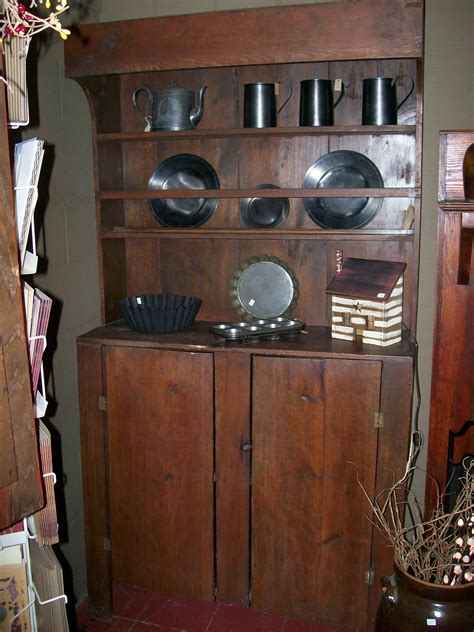 Pewter Cupboard by Just Country Happenings June 2010