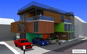 stac haus san francisco zigloo custom container home design With the benefits of having storage container homes