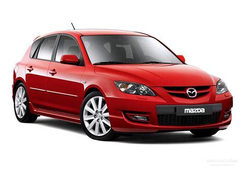 Mazda 3 Mps Mazdaspeed3 2006 2007 2008 2009