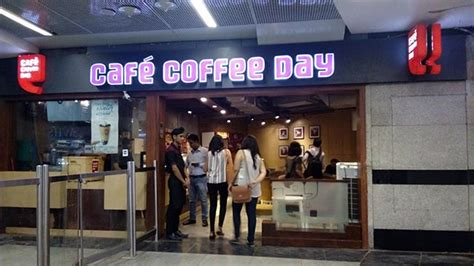 Aditya Birla Private Equity Exits Café Coffee Day Parent Coffee Types Poster Commercial Machine Automatic Drinker Good Font Graph Group Handles Gregorys Pastries
