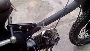 Honda Astrea Star Modif C70 Chopper Wangon Banyumas Purwokerto