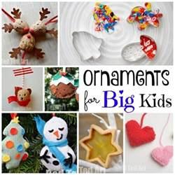 christmas crafts for older children site about children