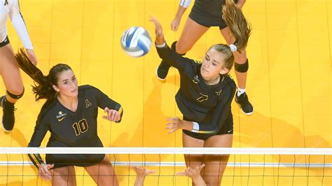 VB: Volleyball Overcomes Two-Set Deficit in Win Over ...