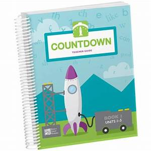 Countdown Lesson Plan Teacher Guide Book 1