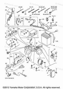 Yamaha Atv 2003 Oem Parts Diagram For Electrical