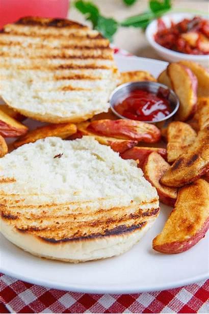 Chicken Bbq Burgers Korean Gochujang Pineapple Grilled