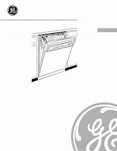 Ge Dishwasher Pdw7300 User Guide